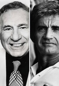BLAKE EDWARDS y MEL BROOKS
